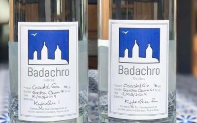 Badachro Coastal Gin will soon be available