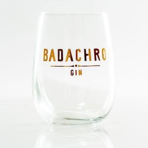 badachro gin glasses