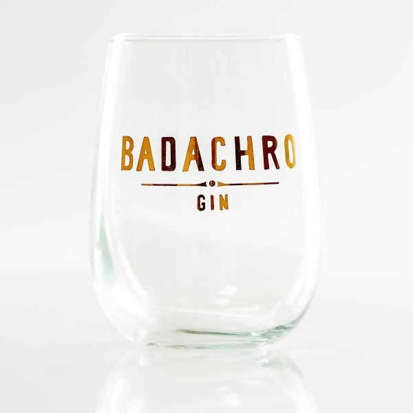 badachro gin glasses