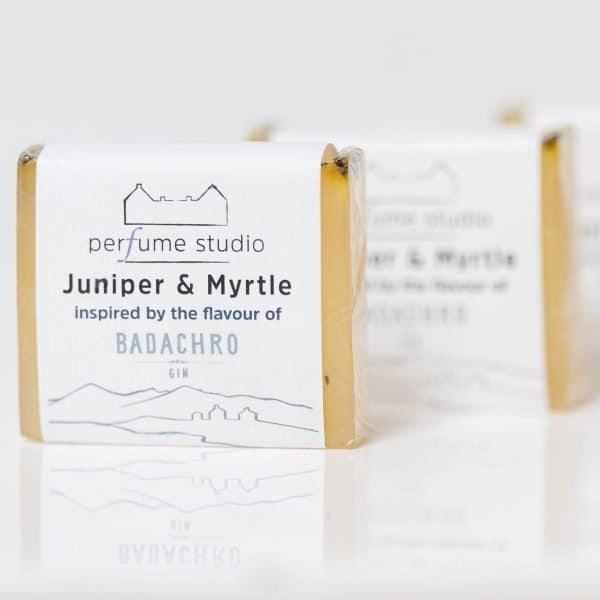 Juniper & Myrtle Soap