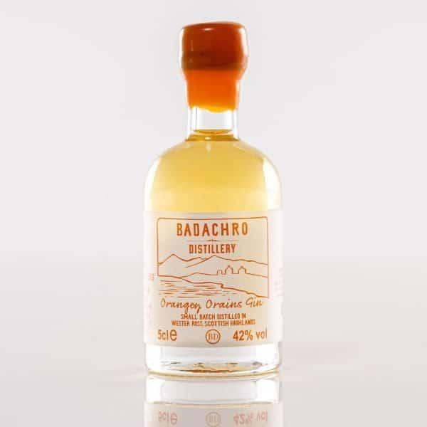orangey orains gin 5cl